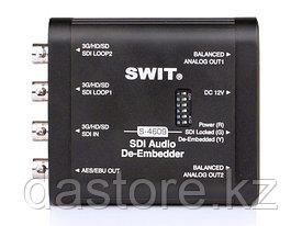 SWIT S-4609 де эмбеддер