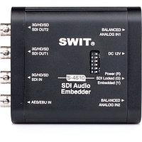 SWIT S-4610 SDI аудио эмбеддер, фото 1