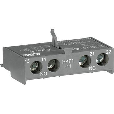 1SAM201901R1001 HKF1-11 Блок-контакт фронтальный 1НО+1НЗ для MS116/MS132