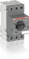 1SAM250000R1009 Автомат защиты двигателя MS116-6,3 50кА (4-6,3А)
