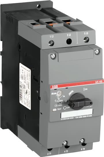 1SAM550000R1006 Автомат защиты двигателя MS495-50 50 кА (36-50A)