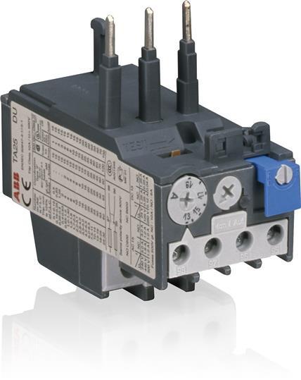 1SAZ211201R1038 Тепловое реле ТА25 DU 6,5 для контакторов А (AL) 9…40