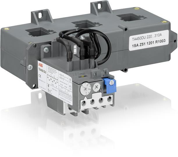 1SAZ511201R1001 Тепловое реле TA450-DU-185 для контакторов типа A185..A300