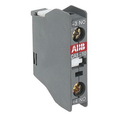1SBN010010R1010 Контактный блок CA5-10 1НО фронтальный для A9..A110