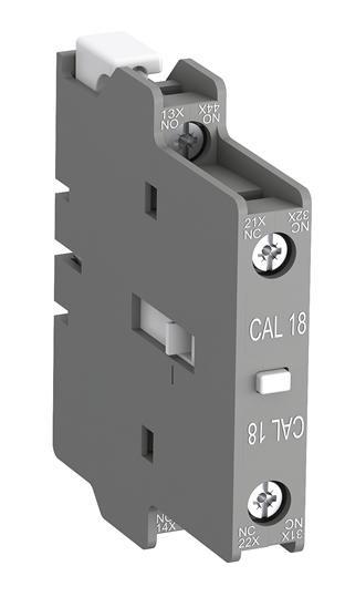 1SFN010720R3311 Контактный блок CAL-18-11B боковой 1HO1НЗ для контакторов А(F)95 -АF1650
