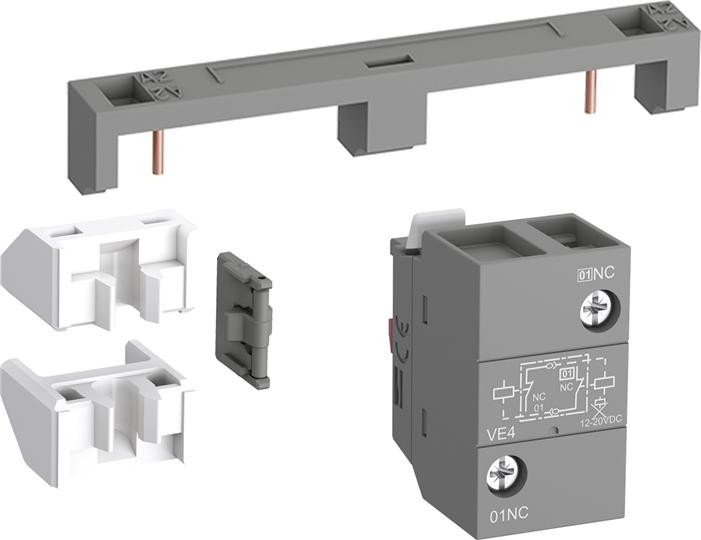 1SBN030111R1000 Блокировка электромеханическая VEM4 для контакторов AF09…AF38