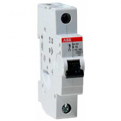 2CDS211001R0324 Автоматический выключатель ABB, SH201L  1P 32А (С) 4.5 kA