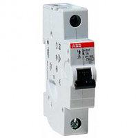 2CDS211001R0404 Автоматический выключатель ABB, SH201L  1P 40А (С) 4.5 kA