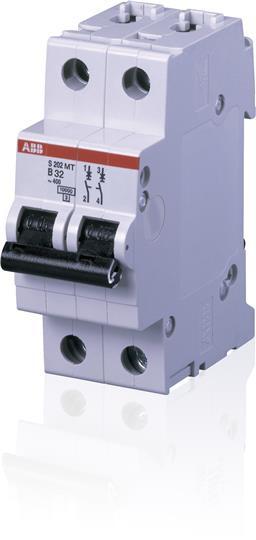 2CDS272006R0204 S202MT-C20 Выключатель автоматический 2-полюсной