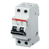 GHS2820164R0164 Автоматический выключатель ABB, S282UC  2P 16А  (С) 6 kA