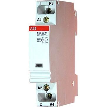 GHE3211302R0006 Модульный контактор ESB20-11 230V 50Hz / 264V 60Hz