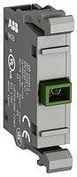 1SFA619402R5022 Лампа CL-502G зеленый со встроенным светодиодом 24В AC/DC