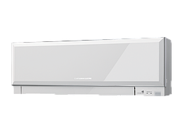 Инверторная сплит-система настенного типа Mitsubishi Electric MSZ-EF25 VE/ MUZ-EF25 VE W (white) серия Design