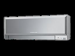 Инверторная сплит-система настенного типа Mitsubishi Electric MSZ-EF35VE/ MUZ-EF35 VE S(silver) серия Design