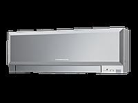 Внутренний блок настенного типа инверторной мульти сплит системы Mitsubishi Electric MSZ-EF22VES (silver) серия Design