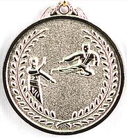 """Медаль """"КАРАТЕ"""" (серебро)"""