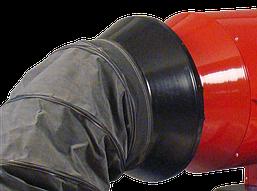 Адаптер для крепления рукава O400 мм для теплогенераторов Ballu-Biemmedue EC 85 02AC503