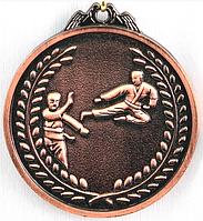 """Медаль """"КАРАТЕ"""" (бронза)"""