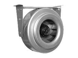 Круглый канальный вентилятор Shuft линии SH.E.L.F Tube 250XL
