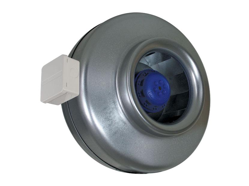 Круглый канальный вентилятор Shuft CFs 125