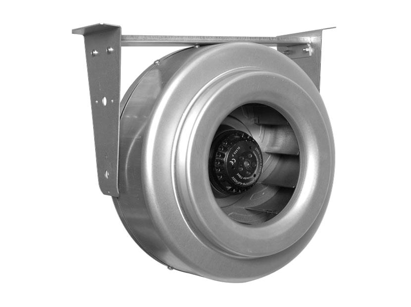 Круглый канальный вентилятор Shuft линии SH.E.L.F Tube 125XL