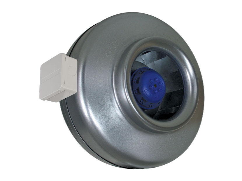 Круглый канальный вентилятор Shuft CFs 100