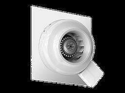 Круглый канальный вентилятор для установки на стену Shuft CFW 125