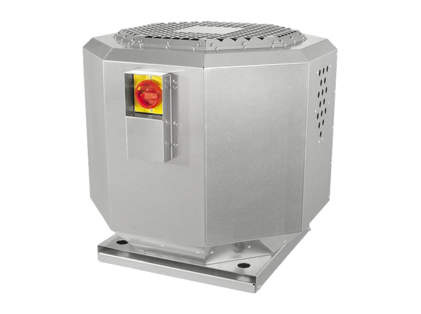 Высокотемпературный крышный вентилятор SHUFT RMVE-HT 500