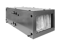 Компактная приточная установка SHUFT CAU 3000R/1-W