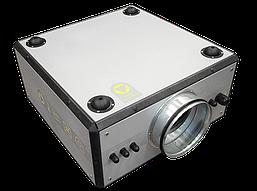 Компактная моноблочная приточная установка Колибри-1000 с автоматикой Zentec