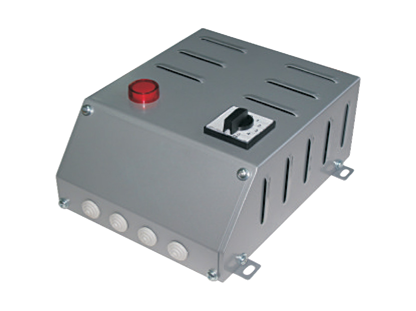 SRE-D-4,0-T Пятиступенчатый рег. скорости с термозащитой