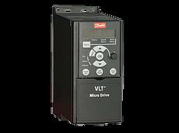 VLT Micro Drive FC 51 1,5 кВт (200-240, 1 фаза) 132F0005 -Частот.преобраз.