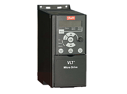VLT Micro Drive FC 51 2,2 кВт (380 - 480, 3 фазы) 132F0022 -Частот.преобраз.