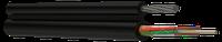 Волоконно-оптический кабель подвесной с выносным силовым элементом Белтелекабель