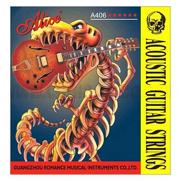 Струны для акустической гитары Alice A 406