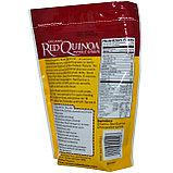 Квиноа (кинва, киноа, лебеда) красная органическая, в зернах (Red Quinoa, whole grain), 454 г, Eden Foods, фото 2