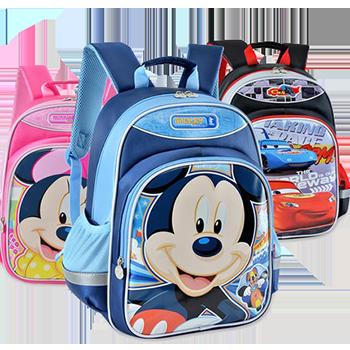 Сумки и рюкзаки с персонажами