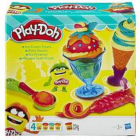 """PLAY-DOH B1857 Набор """"Инструменты мороженщика"""""""
