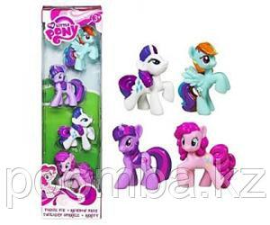 My Little Pony Набор из 4 пони