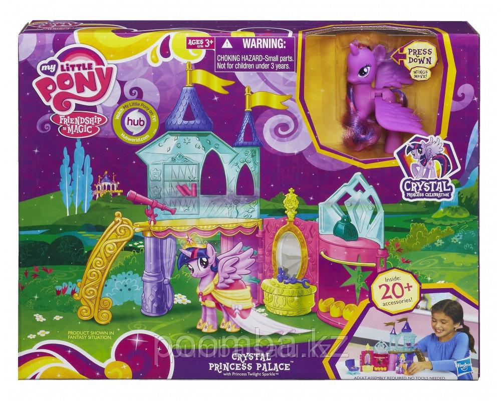 Игровой набор Кристальный Замок My little Pony
