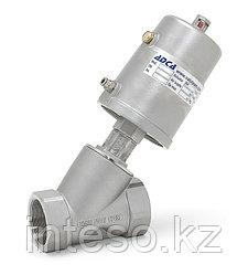 Пневматический регулирующий клапан углового типа PAV21