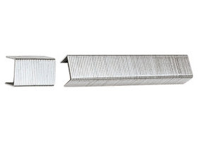 Скобы, 6 мм, для мебельного степлера, тип 53, 1000 шт. Sparta