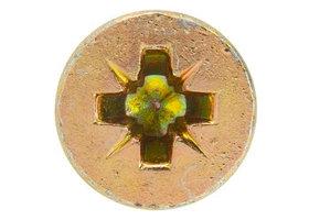 Дюбель-гвоздь полипропиленовый с потайным бортиком 6х40мм, 200шт СИБРТЕХ