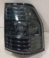 Фонари задние левый/правый в сборе Mitsubishi Pajero 4 (2007-) затемненые