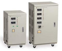 Стабилизаторы напряжения трехфазные электромеханические