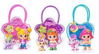 Pinypon Игровой набор: пластиковая сумочка + 1 кукла Пинипон + 1 питомец