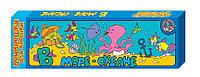 Домино детское «В море – океане» серии «Доминошки для крошки»