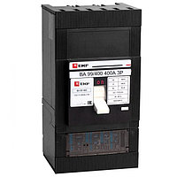 Автоматический выключатель ВА-99 400/400А 3P 35кА EKF PROxima