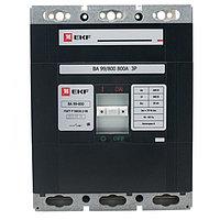 Автоматический выключатель ВА-99 800/800А 3P 35кА EKF PROxima