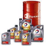 Total RUBIA POLYTRAFIC 10w40 Дизельное полусинтетические масло 208л., фото 3